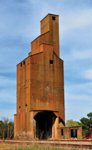 Photo of Illinois Central Coaling Tower