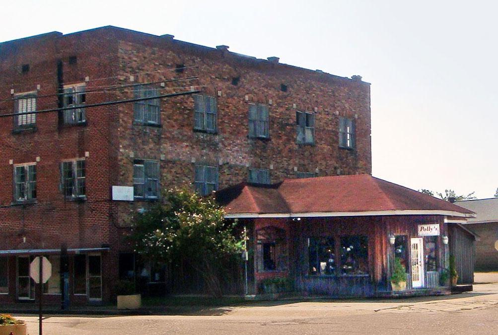 Photo of Savoy Hotel, Main Street, Marks, MS