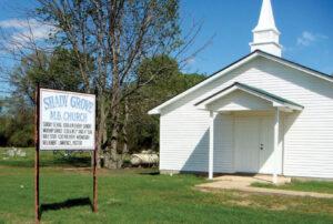 Photo of Shady Grove MB Church, Marks, MS