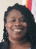 Photo of Tametrice Strickland, Secretary